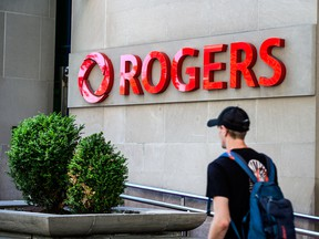 Rogers Communications' head office in Toronto.