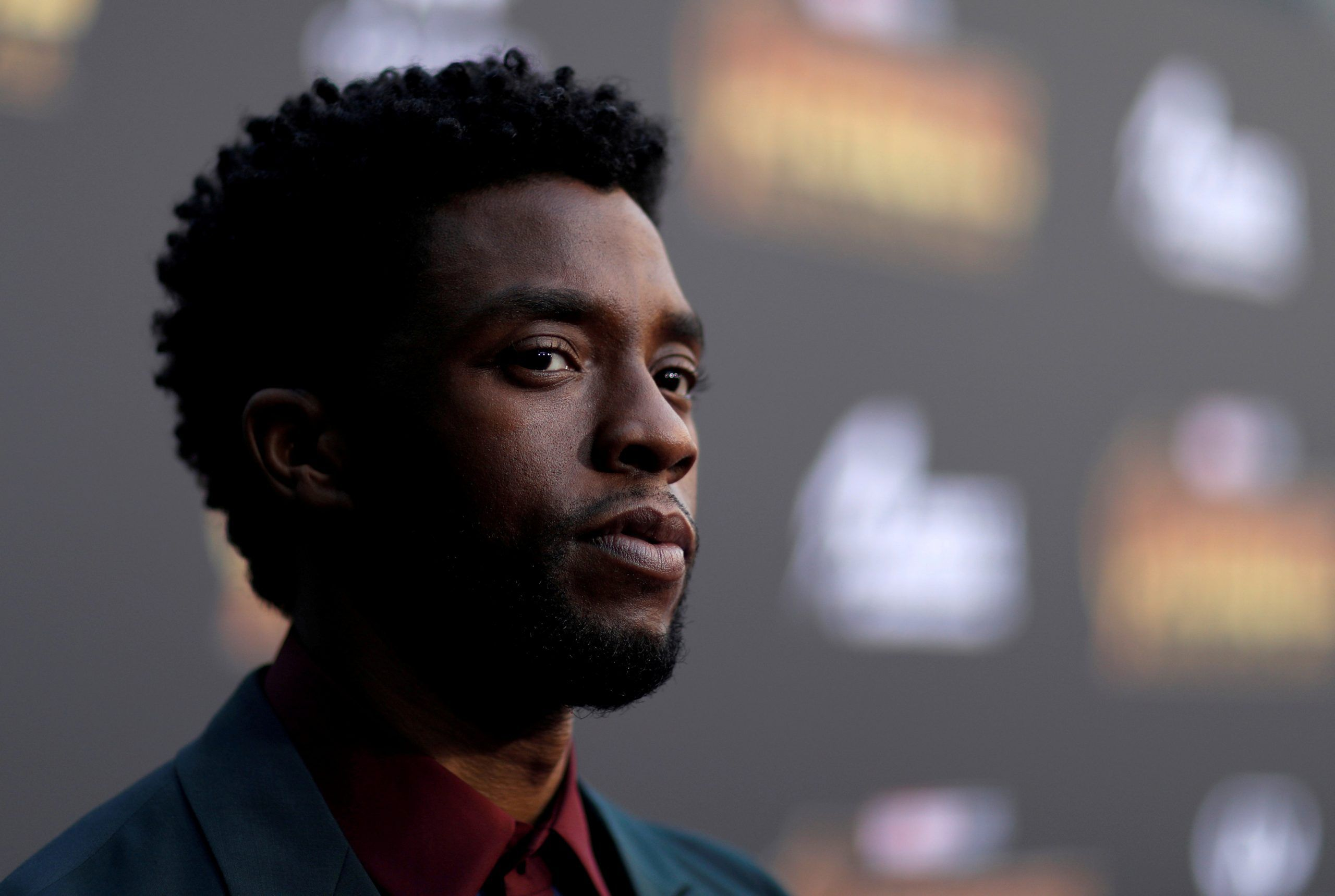 "FILE PHOTO: Premiere of ""Avengers: Infinity War"" - Arrivals - Los Angeles, California, U.S., 23/04/2018 - Actor Chadwick Boseman. REUTERS/Mario Anzuoni/File Photo TPX IMAGES OF THE DAY ORG XMIT: SIN"
