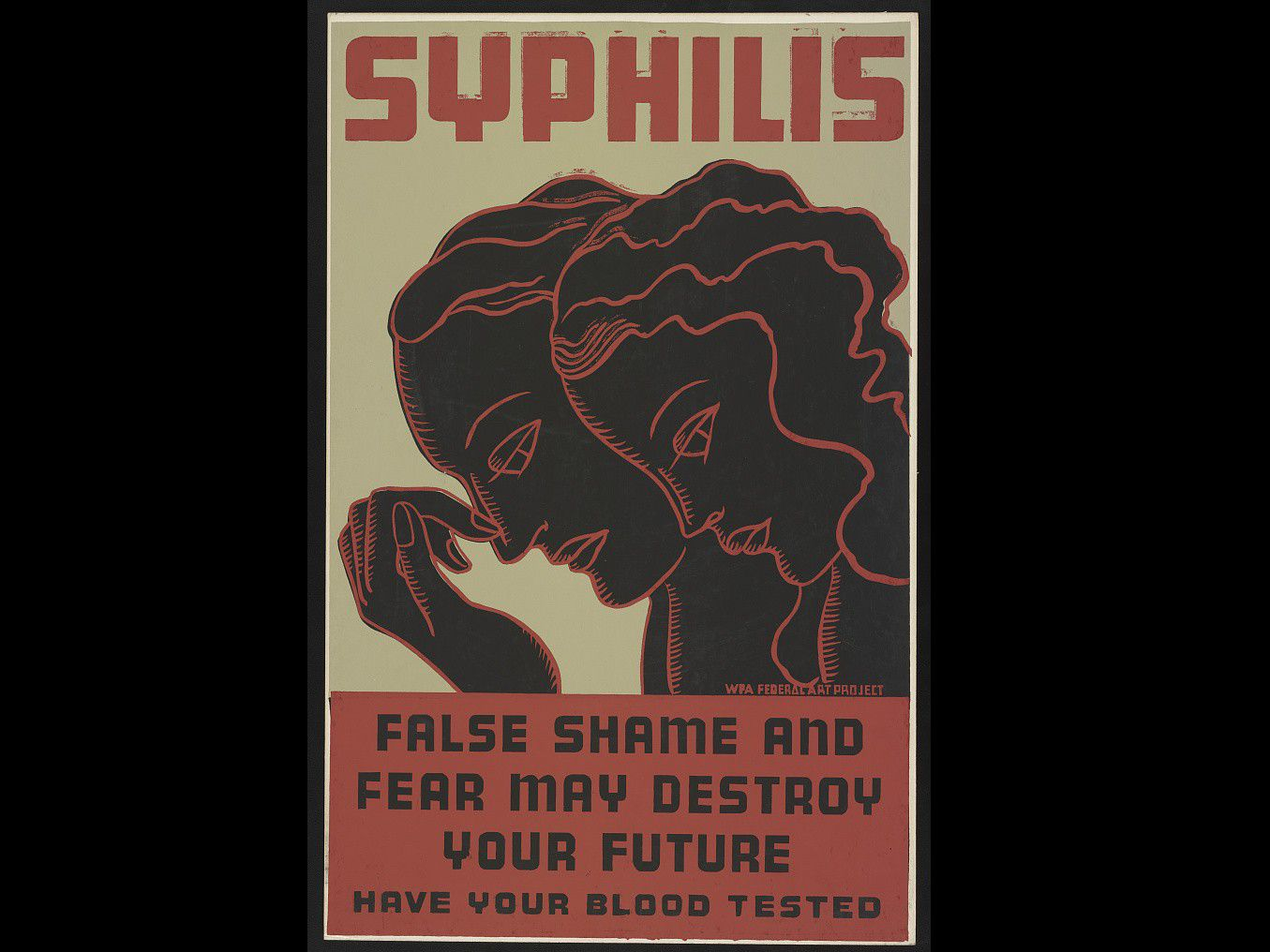 Why are syphilis cases surging?