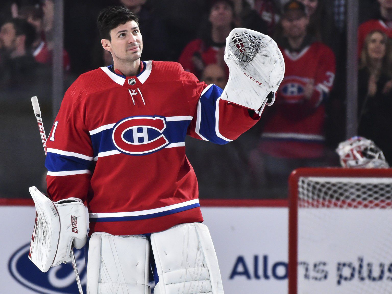 Carey Price is taking a break for his mental health