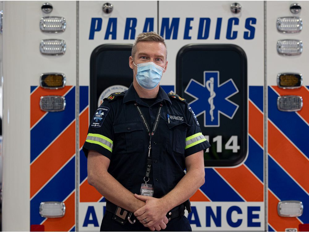 Sask. paramedics say fourth wave shows holes in emergency services