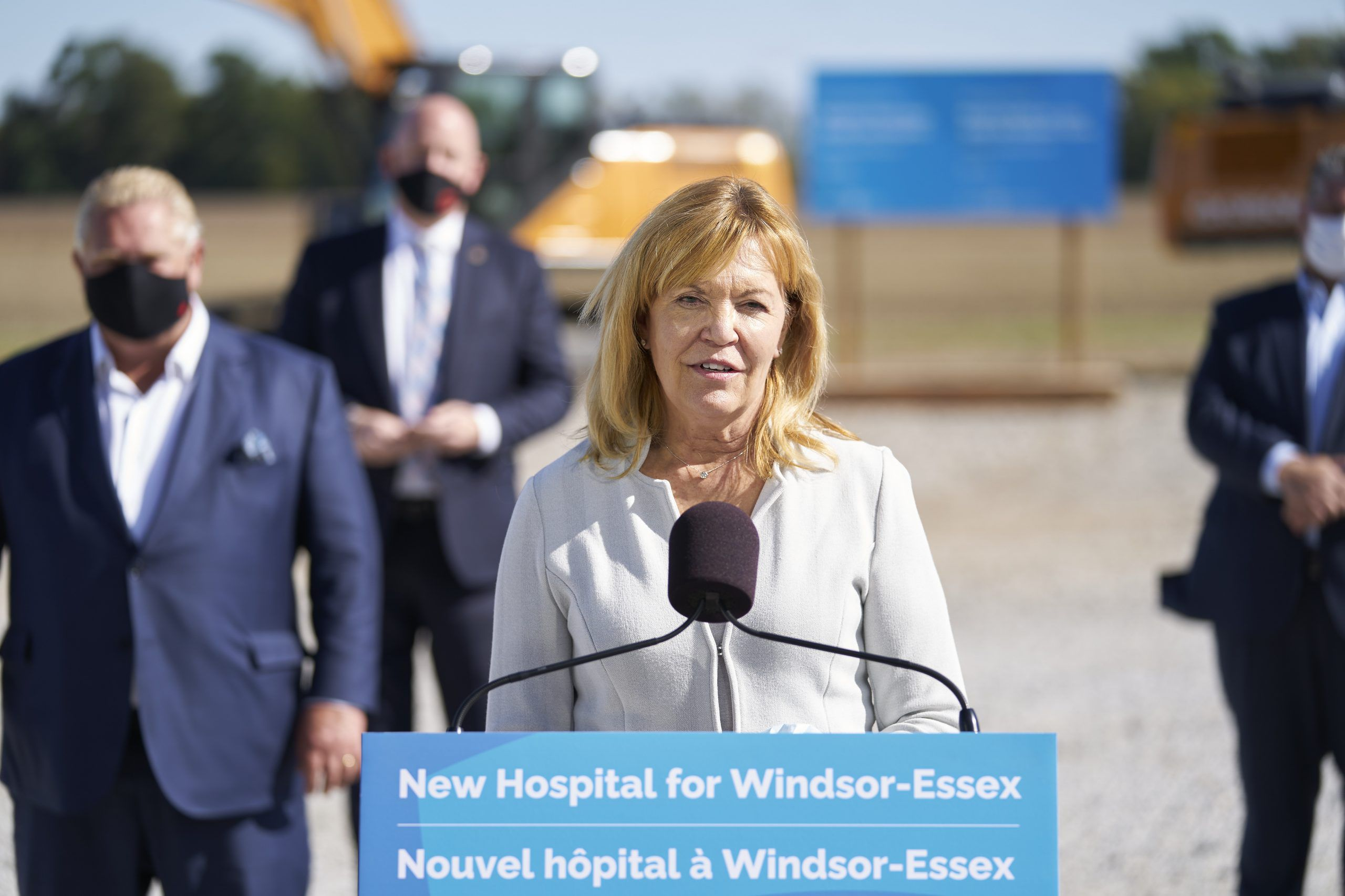 Ontario urges flu shots as hospitals still deal with COVID patients