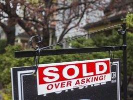 Buyers in Hamilton must be willing to bid between $50,000 to $100,000 above asking prices and forgo inspections to have a shot at landing a house.
