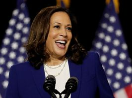 Kamala Harris's record and her position on controversial energy policies such as fracking put her to the left of Joe Biden.