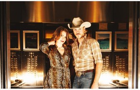 Belle Plaine and Blake Berglund are playing at The Artesian on Sept. 27/15.   © Chris Graham Photo 2014