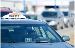 With Paratransit trip refusal rates on the rise, the City of Regina is once again looking to taxi companies to get customers around town. (TROY FLEECE / Regina Leader-Post)