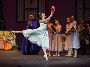 Class Act Performing Arts Studio is presenting The Nutcracker at the Conexus Arts Centre on Dec. 16 and 17.
