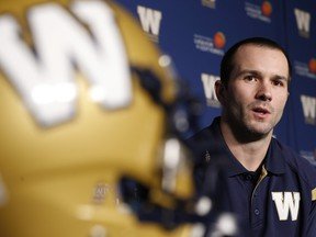Reader Stephen King feels that the Saskatchewan Roughriders owe receiver Weston Dressler, who is now with the Winnipeg Blue Bombers, an apology.