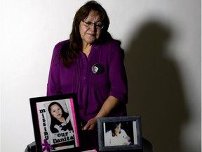 Dianne Big Eagle remembers her daughter, Danita, who disappeared without a trace on Feb. 11, 2007.