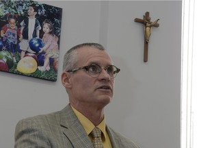 Rob Currie, Regina Catholic School Division Director of Education, a veteran teacher and principal, talks about his  retirement.
