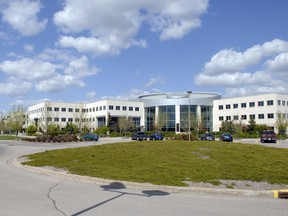 The Terrace at 10 Research Drive at the University of Regina is part of Innovation Place, one of two research parks operated by Saskatchewan Opportunities Corp. (SOCO) , which released its 2015-16 annual report Tuesday