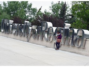 The University of Regina has responded to concerns about segregated swimming at a summer camp.