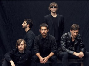 The Sam Roberts Band will perform at the 2016 Regina Folk Festival.