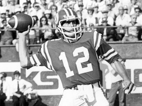 John Hufnagel and the 1981 Saskatchewan Roughriders had a winning record, but missed the CFL playoffs while two lesser teams qualified for the post-season.