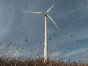 The SaskPower Cypress Wind Power Facility near Gull Lake is an example of a transformational green energy future.