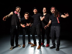Regina's Andino Suns will be playing The Exchange on Oct. 14.