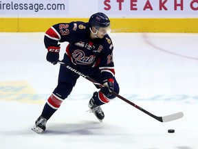 Sam Steel and the Regina Pats are preparing for a weekend home-and-home set with the Swift Current Broncos.