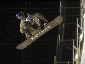 Mark McMorris is flying again on his snowboard after a near-fatal crash in 2017.