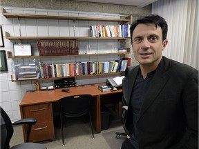 Thomas Hadjistavropoulos, research chair in Aging and Health at the University of Regina, will be one of three speakers who will talk about using advanced technologies to address pain and injuries in long-term care. The lecture will be held Tuesday night on the U of R main campus.