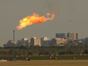 SaskEnergy is conducting controlled flares of natural gas near Regina Wednesday morning. Starting at 8 a.m.,it will last about four hours.