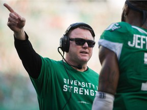 All signs are pointing toward more rewards for Saskatchewan Roughriders head coach Chris Jones.