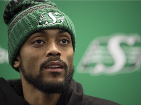Quarterback Brandon Bridge met with the media Tuesday and discussed the Roughriders' one-and-done showing in the 2018 CFL playoffs.