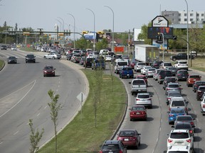 Lewvan Drive is the backbone of a riding that extends all along the west side of the city, from Harbour Landing to Armour Road.