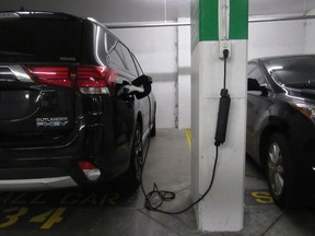More Canadians are making the switch to greener options in vehicles and housing.