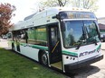 B.C. Transit announced Monday that they plan to take their entire fleet of buses electric.