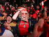 """A bump in sports merchandise sales """"coincided"""" with the Toronto Raptors playoff run, and gave a lift to overall retail spending numbers, according to Statistics Canada."""