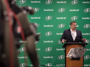 The focus will be on Roughriders general manager and vice-president of football operations Jeremy O'Day as he strives to build a championship team in 2020.