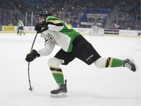The Regina Pats acquired 17-year-old forward Jakob Brook from the Prince Albert Raiders on Thursday.