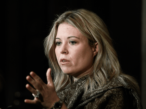 """Michelle Rempel Garner, one of the four Alberta Conservative MPs behind the Buffalo Declaration, said the """"devastation"""" in her community compelled her to take more action."""