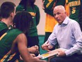 University of Regina Cougars men's basketball head coach Steve Burrows hopes to have his players back in the gym for training later this month.
