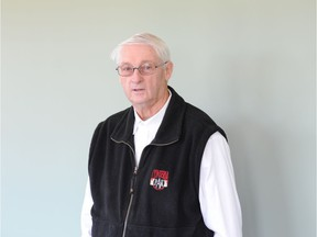 Jim Halford, of Indian Head, Sask., was inducted into the Canadian Agricultural Hall of Fame in July of 2020. Halford, posing for a photo on Sept. 10, 2020, was responsible for bringing zero-till farm practices to Saskatchewan. Evan Radford/Regina Leader-Post