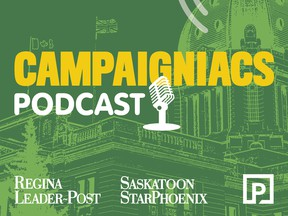 Campaigniacs is a new podcast by the Regina Leader-Post and the Saskatoon StarPhoenix following the 2020 provincial election race in Saskatchewan.