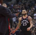 Fred VanVleet has reportedly re-signed with the Toronto Raptors.