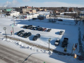 Coun. Bob Hawkins (Ward 2) said approval of the recommendations could lead to more applications for temporary parking lots in the downtown.