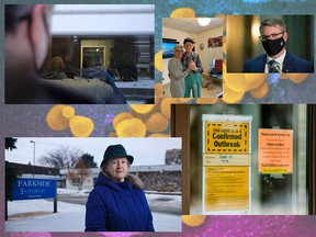The COVID-19 pandemic has affected thousands across Saskatchewan, but those in long-term care have been disproportionately challenged.