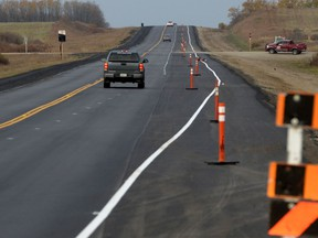 The province has laid out its plans for highway construction this summer.