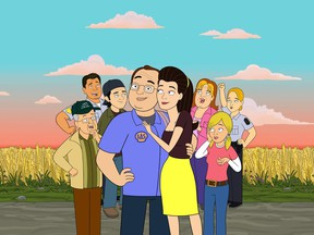 Corner Gas creator and star Brent Butt is excited about the final season of the animated series.