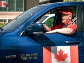 Alberta Premier Jason Kenney changed his Twitter profile picture to show him at the wheel of his Dodge Ram 1500 after firing back at a Globe and Mail opinion piece calling pickups a plague on the roads of the nation.