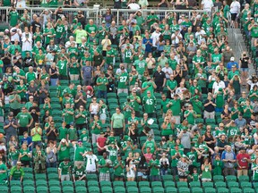There are increased limitations to what Saskatchewan Roughriders fans can bring into Mosaic Stadium this season.