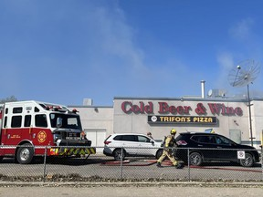Regina Fire & Protective Services responded to a call of a grease fire in the kitchen of a commercial building on the 6100 block of Rochdale Drive on Saturday Sept. 4, 2021 in Regina. The fire was contained to the kitchen and there were no reported injuries.