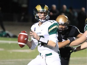 Josh Donnelly is to start at quarterback for the University of Regina Rams in Saturday's regular-season opener against the host University of Manitoba Bisons.