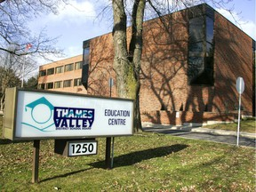 Thames Valley District School Board. (File photo)