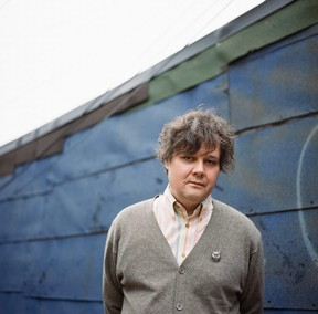 Canadian singer-songwriter Ron Sexsmith performs on The Grand Theatre's Spriet Stage Tuesday at  New Canvas of Life in support of the Multi-Organ Transplant Program at London Health Sciences Centre. (Special to The London Free Press)