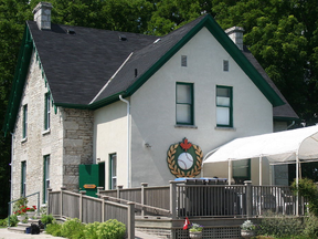 The Canadian Baseball Hall of Fame in St. Marys is one of 12 sites visitors can check out Saturday during Doors Open.
