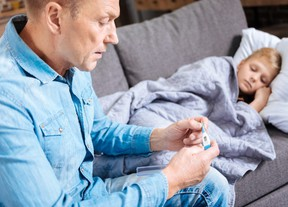 Every day, our culture transmits the message that dad isn't as domestically competent as mom. (Getty Images)