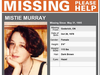 A long-ago poster for Mistie Murray, who at age 16 disappeared from Goderich in 1995.